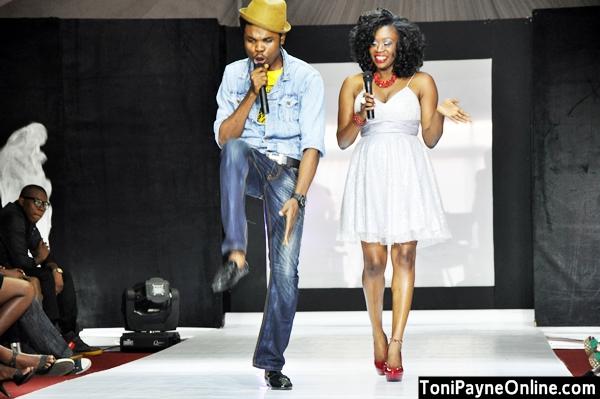 Omobaba and Toni Payne
