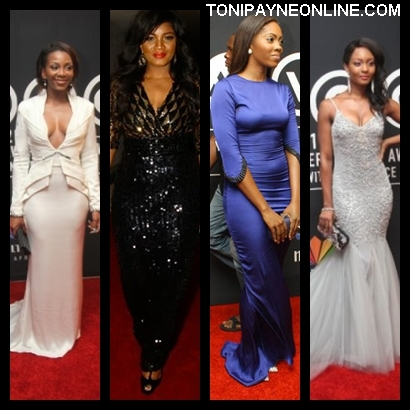 Who Rocked AMVCA Red Carpet Best?