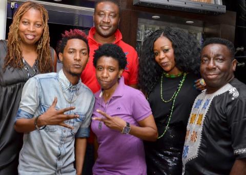 Ngozi Omambala, Jesse Jags, Osahan Osemota(MTV Base), Weird MC, Toni Payne and Genie(Smooth FM)