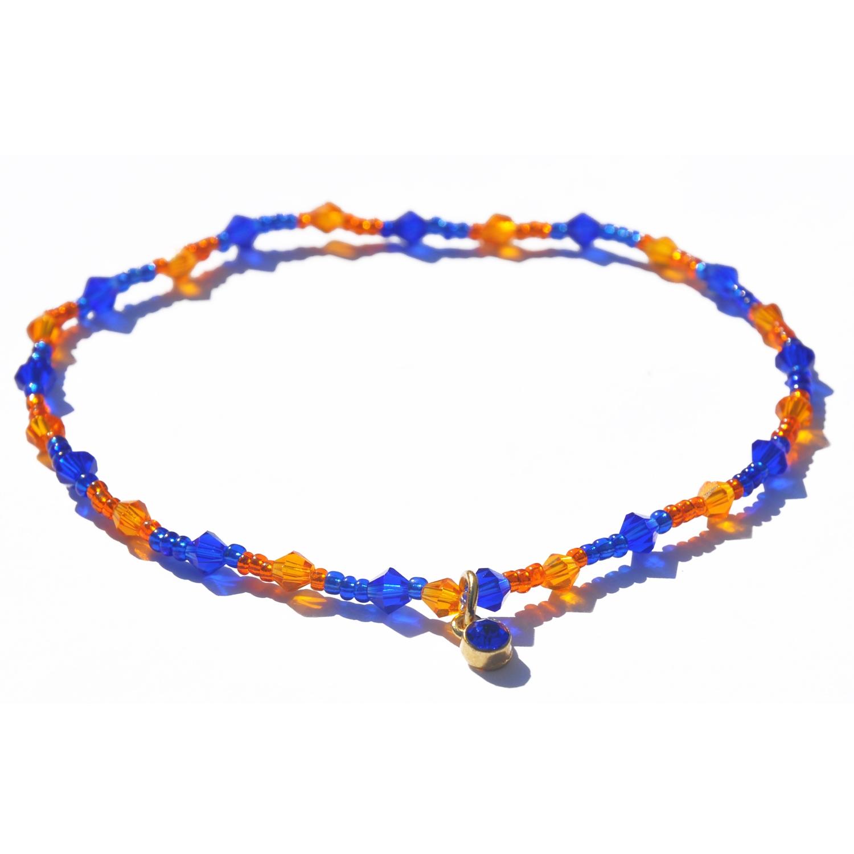 Anklet_OrangeandBlue_TopV