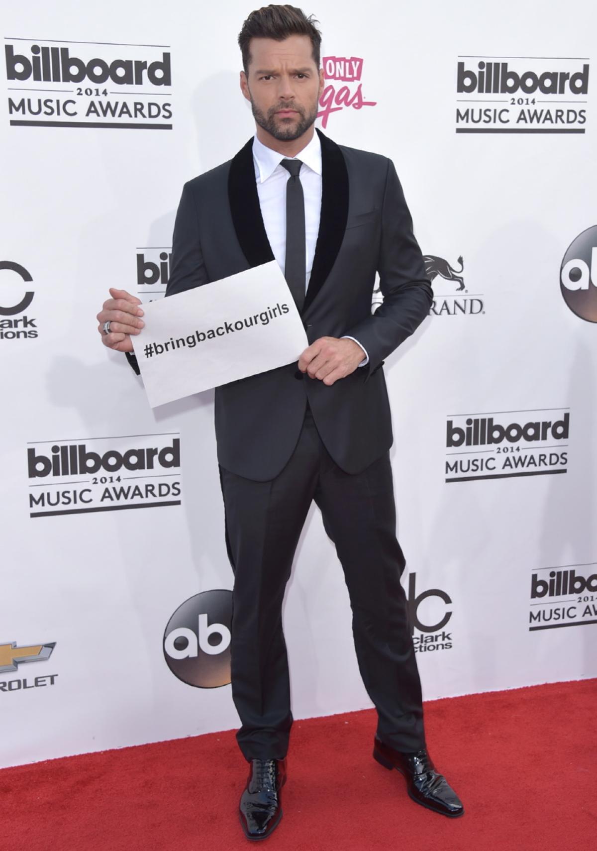 2014 billboard awards ricky-martin