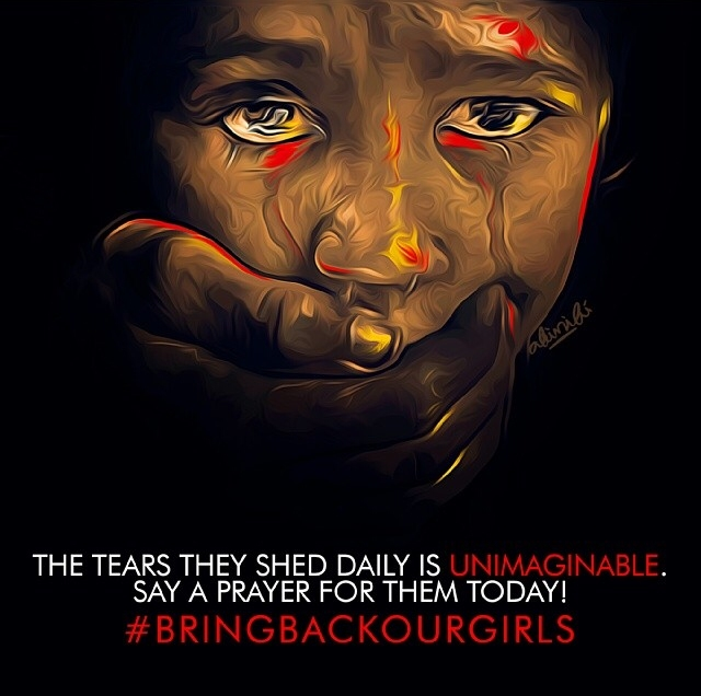 bring back our girls borno chibok