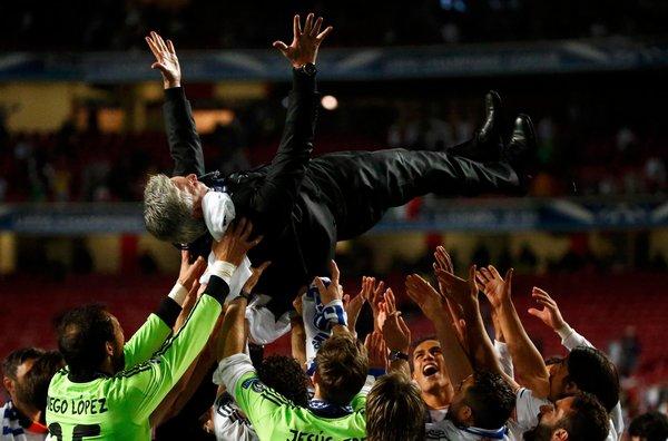 real madrid wins championship