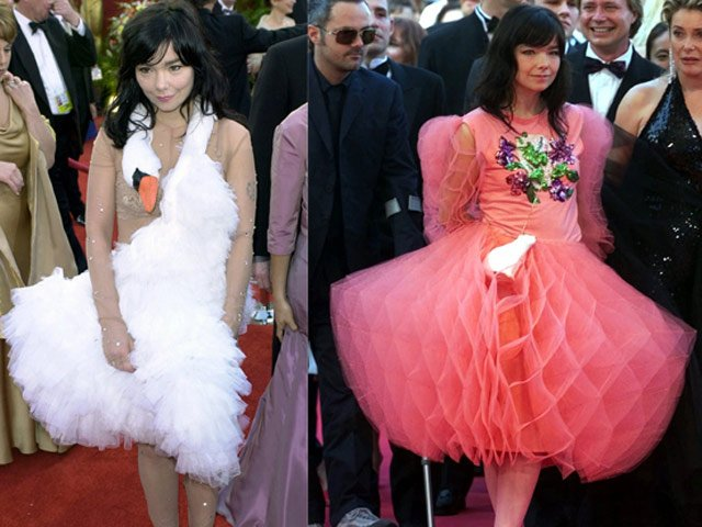 Suddenly, I can't wait! Bjork-worst-dress