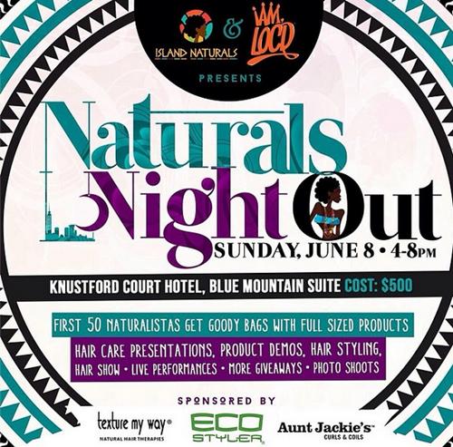 event - hair show - kingston