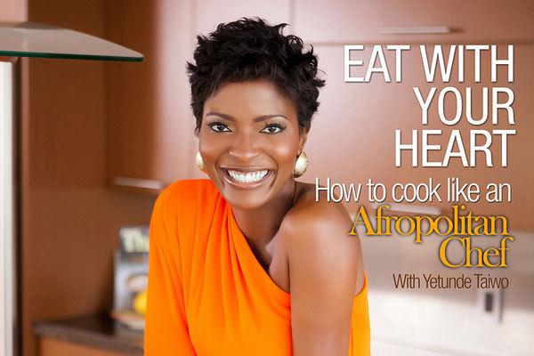 afropolitan chef yetunde
