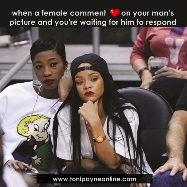 Funny Relationship Jealousy Meme