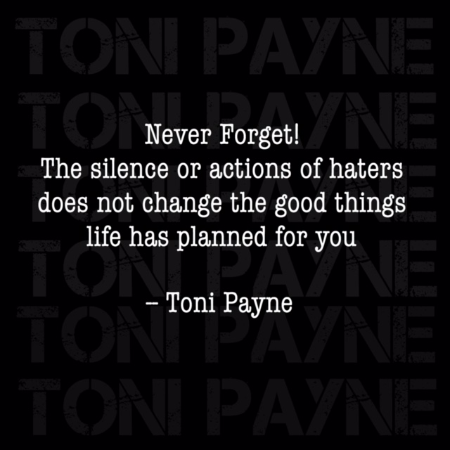 Quote about haters and their actions