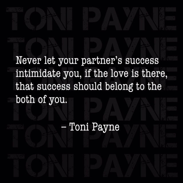 Quote about loving a successful person