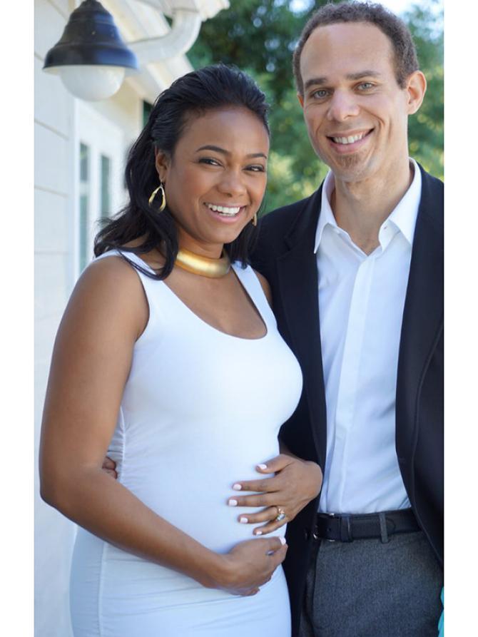 Relationship Advise - Tatyana ali and husband Vaughn Rasberry