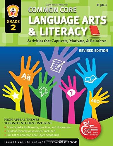 Common Core Language Arts & Literacy by Marjorie