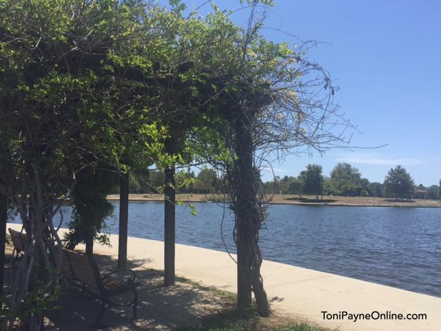Lake Balboa serene places san fernando valley