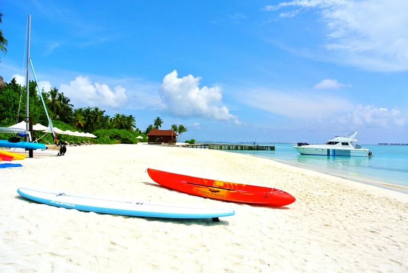 Best Beaches Around the World - maldives 2