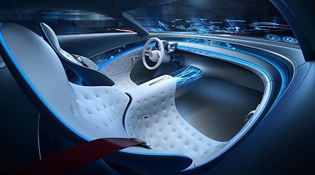Vision Mercedes-Maybach 6 5