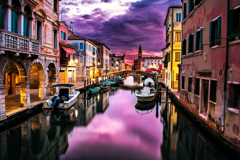 top travel destinations italy venice italy